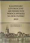 Kalendarz Liturgiczny A.D. 2019