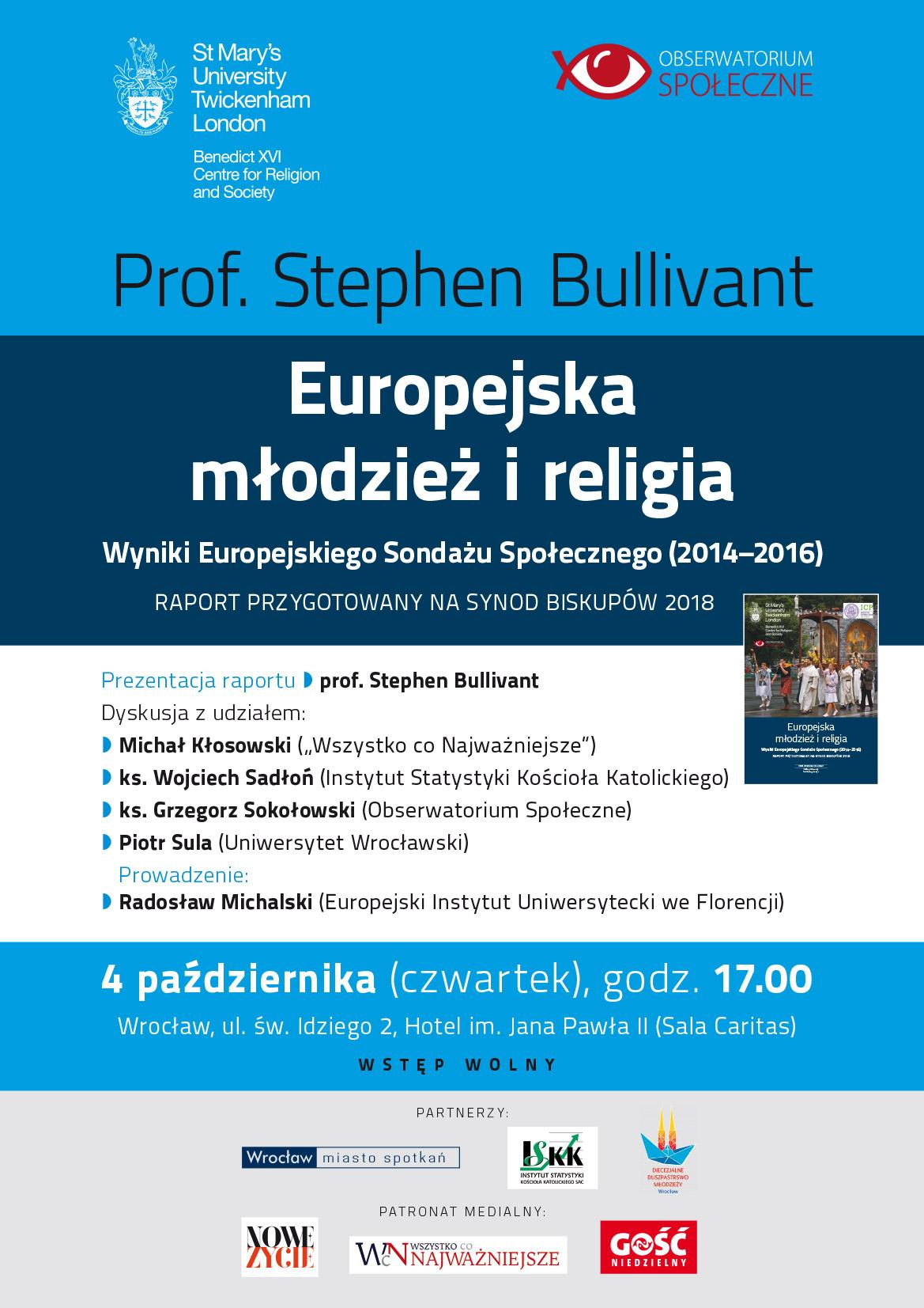 Europejska młodzież i religia